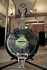 Vinyl Guitare