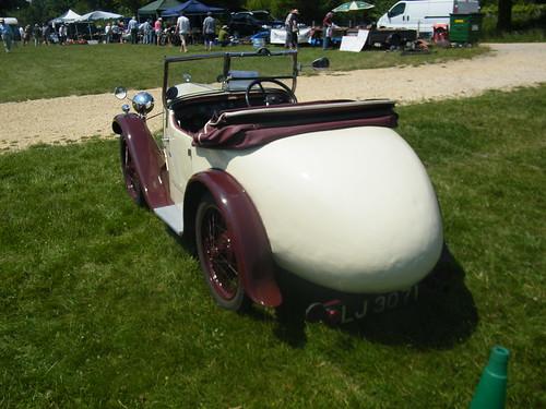 D2 - 1930 Austin Seven mk.II Swallow Sports Tourer