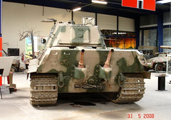 "PzKpfw VI Ausf.B -Tiger II  (9) • <a style=""font-size:0.8em;"" href=""http://www.flickr.com/photos/81723459@N04/9326965077/"" target=""_blank"">View on Flickr</a>"
