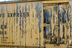 Trainyard (.:Chelsea Dagger:.) Tags: ohio abandoned train graffiti rust decay cleveland explore forgotten traincar restoration peelingpaint dilapidated trainyard urbanexploring urbex