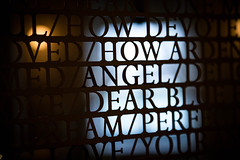 Words (Chelsea DeBonis) Tags: uk greatbritain england london angel word words unitedkingdom britain text letters royal palace victoria queen kensington queenvictoria royalty kensingtonpalace royalfamily