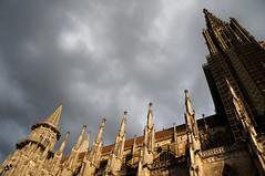 Ulmer Münster (mut_ismo) Tags: day cloudy ulm
