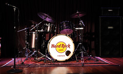Florence, Hard Rock Cafe (Franco Santangelo (thx for 400.000+ views)) Tags: travel vacation italy music stilllife canon drums photography florence interesting italia sigma tuscany trendy firenze hardrockcafe