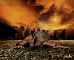 Krieg (Schneeglöckchen-Photographie) Tags: war krieg end endoftheworld endoftime