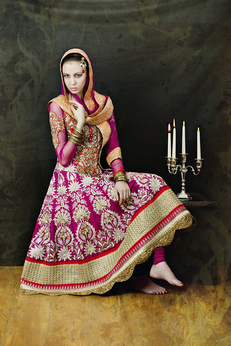 Indian Bridal Wear - Fashion and Glamor