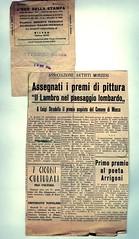 1961-ASSOCIAZIONE ARTISTI MONZESI-PREMIO DI PITTURA-IL LAMBRO NEL PAESAGGIO-ARTICOLO