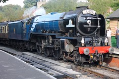 LNER WEEKEND NYMR 6TH OCT 2013 (P.J.S. PHOTOGRAPHY) Tags: pjsrailways