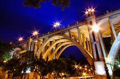 Viaducto de Segovia (diez.david) Tags: madrid longexposure nightphotography bridge night puente highheels pentax nocturna nightview palacioreal royalpalace matador vistillas suicidebridge largaexposicin vistanocturna theviaduct fotografianocturna lasvistillas nightbridge puentedelossuicidas taconeslejanos viaductodesegovia elviaducto puentenocturno segoviaviaduct puentemadrid pentaxk5ii losamantespasajeros viaductodelacallebailn prolongacindelacalledebailn fotografademadrid madridbohemio bailenstreetviaduct extensionbailenstreet photoofmadrid bohemianmadrid passengerslovers