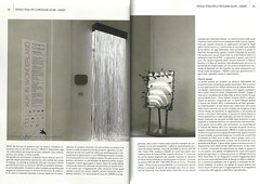Talking about I-MESH on TENDA IN&OUT Sept/Oct. 2013 issue - pages 64-65 (I-MESH) Tags: architecture panels salonedelmobile natuzzi imesh ventilatedfacades universitiuav architecturaltextile sailmakerinternationalspa tendainout alessandropremier alikinwonderland demaniomarittimokm278 studiomarcopiva architettomarcopiva multiaxialgrid