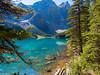 Moraine Lake - Lac Moraine #3 (Per@vicbcca) Tags: olympus panasonic lakelouise omd morainelake lacmoraine em5 lagomoraine lumixgvario1235f28 fav183