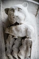 Leona con su presa (Fernando Two Two) Tags: venice sculpture italia palace escultura palazzo venecia venezia sanmarco palazzoducale dogespalace palacio piazzetta