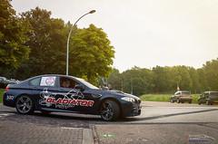 A Gladiator BMW M5 F10 (Protze   Automotive Photography) Tags: morning sunset cars netherlands photoshop hotel nikon 5 f10 adobe bmw editing mm 105 van 18 tuning der m5 gladiator supercars lightroom valk heerlen d90 cs6
