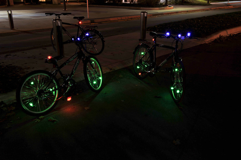 NightShift light bike photo booth 253