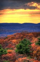 DSC_1298_299_300_301_302_tonemapped (Riad Twal) Tags: new york sunset newyork fall bearmountain hudson hdr perkinsmemorialdrive