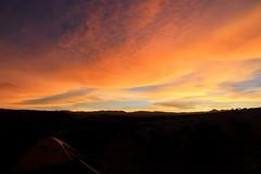 A last Peruvian sunset