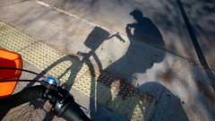 BikePOA (Douglas Pfeiffer Cardoso) Tags: bike brasil portoalegre sombra riograndedosul parquemarinhadobrasil bikepoa