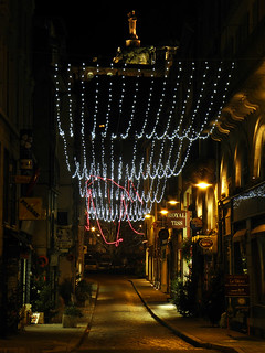 Le Puy-en-Velay (43), illuminations 2010