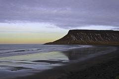 Brimlárhöfði (geh2012) Tags: sea mountain beach clouds iceland ísland sjór snæfellsnes ský fjara geh fjall brimlárhöfði gunnareiríkur