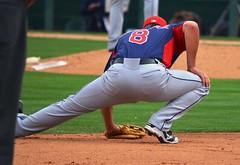 LonnieChisenhall stretch (jkstrapme 2) Tags: jockstrap hot male ass cup jock pants baseball butt strap tight athlete