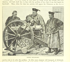 Image taken from page 67 of '[The Countries of the World: being a popular description of the various continents, islands, rivers, seas, and peoples of the globe. [With plates.]]' (The British Library) Tags: chinese large artillery publicdomain vol05 page67 artillerymen bldigital mechanicalcurator pubplacelondon date1884 brownrobertmaphd sysnum000495546 imagesfrombook000495546 imagesfromvolume00049554605