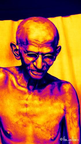 Mr.Gandhi