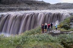 Dettifoss (Fil.ippo) Tags: longexposure fall water waterfall iceland nikon acqua filippo dettifoss lunga esposizione waterscape islanda d5000 filippobianchi