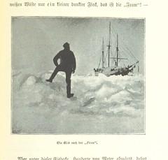 Image taken from page 401 of 'In Nacht und Eis. Die norwegische Polarexpedition 1893-1896 ... Mit einem Beitrag von Kapitän Sverdrup, etc. (Supplement. Wir Framleute. Von Bernhard Nordahl. Nansen und ich auf 86° 14′. Von Hjalmar Johansen, etc.)' (The British Library) Tags: bldigital date1897 pubplaceleipzig publicdomain sysnum002603738 nansenfridtjof medium vol01 page401 norwegian polar expedition fram ice snow 18931896 ship explorer photoengraving illustration fridtjofnansen ottosverdrup oscarwisting roaldamundsen vonbernhardnordahl sherlocknet:tag=nansen sherlocknet:tag=frame sherlocknet:tag=capitol sherlocknet:tag=rend sherlocknet:tag=north sherlocknet:tag=october sherlocknet:tag=wind sherlocknet:tag=stirrup sherlocknet:tag=april sherlocknet:tag=voter sherlocknet:tag=direct sherlocknet:tag=julia sherlocknet:tag=fichte sherlocknet:tag=scoff sherlocknet:tag=neaten sherlocknet:tag=gift sherlocknet:tag=ese sherlocknet:tag=temper sherlocknet:category=organism