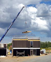 bbb low-cost housing, building site. tegnestuen vandkunsten 2004-2008