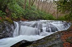 Moccassin Creek (esywlkr) Tags: creek georgia waterfall stream hike nationalforest trail cascades moccassincreek