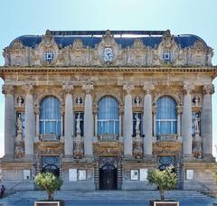 Le Grand Théâtre de Calais (3) Voorgevel  - In Explore op 21-01-2014 # 352