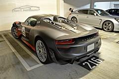Porsche 918 Spyder Weissach (Alan T. Photography) Tags: money flickr automotive chick porsche luxury supercar porsche918spyder