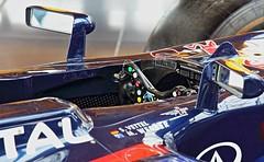 Cockpit von Vettel und Webber (Mimolalen) Tags: red race drive cockpit bull racing formulaone webber formula1 rennen redbull fahren racingcar formulauno rennauto markwebber lenkrad formel1 wagen formeleins vettel sebastianvettel mwebber svettel