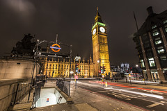 Streets of London / Sightseeing (jah.picture) Tags: street longexposure london eye night big ben streetphotography bigben arena langzeitbelichtung o2world