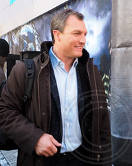 NFL on FOX Commentator John Lynch, 2014 Super Bowl XLVIII Boulevard on Broadway, Manhattan, New York City (jag9889) Tags: seattle city nyc ny newyork newjersey boulevard stadium manhattan nfl broadway denver meadowlands seahawks superbowl metlife broncos afc nfc 2014 xlviii jag9889 20140202