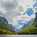 Western Brook Pond Fjord Boat Tour , Gros Morne National Park, Western