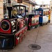 Choo-choo at the Round Rock Outlet Mall