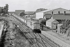 When Coal Was King (Feversham Media) Tags: yorkshire freighttrains airedale westyorkshire castleford allertonbywater class56 56014 allertonbywatercolliery ledstonsignalbox
