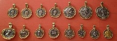005 (larryprobst) Tags: california blue greek monterey ancient bc roman coins unique larry quartz opal peruvian 18k rutilated probst chrysoprase