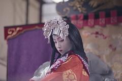 The Kabuki played by boys '12-4 (転倒虫) Tags: boy people japan spring kabuki 日本 shiga springtime nagahama acter 子供 歌舞伎 4月 長浜 滋賀 少年 八幡宮 例大祭 reitaisai 俳優 男優 子供歌舞伎 春祭り harumaturi