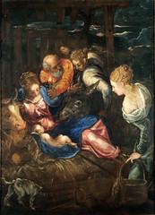 Nativity (lluisribesmateu1969) Tags: tintoretto museonacionaldebellasartes buenosaires 16thcentury