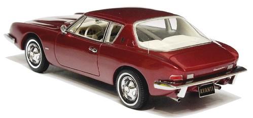 Automodello Studebaker Avanti 1963 (4)