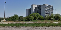 "The ""No""tel (Nicholas Eckhart) Tags: ohio usa abandoned america mall dead us closed cleveland vacant holidayinn oh stores 2014 shuttered dayshotel retails randallpark northrandall"