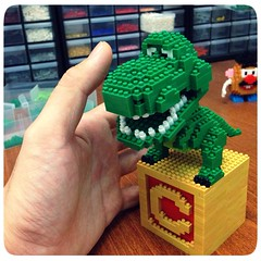 Size (inanoblock) Tags: bricks blocks build kawada nanoblock nanoblocks