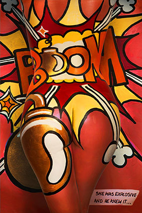 Boom in Red 2013