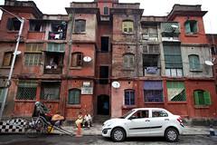 Bow Barracks (Scalino) Tags: trip travel red india heritage architecture buildings asia bricks colonial bow barracks kolkata bengal calcutta raj bengali westbengal cheesenaan angloindian