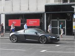 Audi R8 (Harry3099) Tags: car audi supercar v8 sportscar r8 worldcars