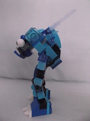 Frosticon Max (Toa Taruho) Tags: lego competition system creation moc mixels frosticons
