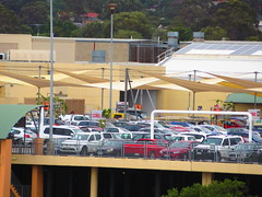 Westfield Marion (RS 1990) Tags: view july shoppingcentre marion adelaide housing 11th friday carpark westfield southaustralia bunnings multistorey 2014 multilevel