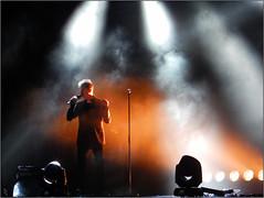 Musilac 2014 - Etienne Daho (PM Gaury) Tags: festival rock nikon coolpix roll savoie musique aixlesbains rockn daho musilac