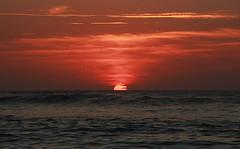 Biscaya sunset (Svein Erik Larsen) Tags: biscaya stjeandeluz france mood kveld solnedgang hav